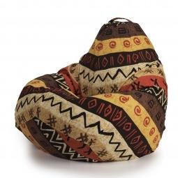 Купить Кресло-мешок ГРУША Африкан