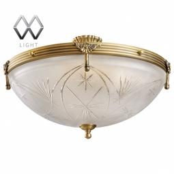 фото Потолочный светильник MW-Light Афродита 317013004 MW-Light