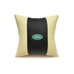 Купить Автомобильная подушка из эко-кожи LAND ROVER