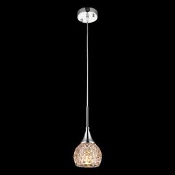 фото Подвесной светильник Eurosvet 50079/1 хром Eurosvet