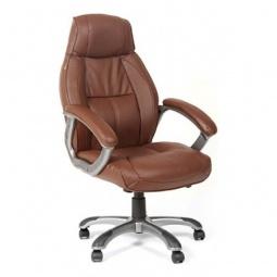 Купить Кресло для руководителя 'Chairman' Chairman 436 коричневый/серый, черный