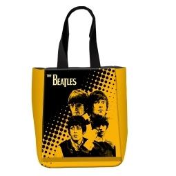 Купить УЦЕНКА! Cумка для покупок The Beatles