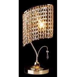 фото Настольная лампа Eurosvet 3122 3122/1 золото Strotskis Eurosvet