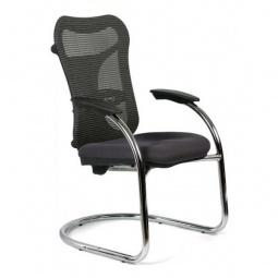 Купить Кресло 'Chairman' Chairman 426 серый/хром, черный