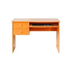 Купить 'Gerbor-мебель' Стол компьютерный Поп А0441 прямой ольха