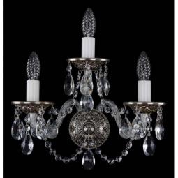 Купить Бра 'Bohemia Ivele Crystal' 1610/3/NB