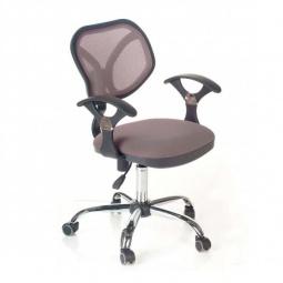 Купить Кресло компьютерное 'Chairman' Chairman 380 серый/хром, черный