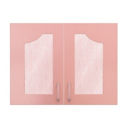 Купить Дверь 'Столлайн' Двери Флауэ СТЛ.093.16 шелк розовый