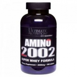 фото Ultimate Nutrition Amino 2002 100 таб
