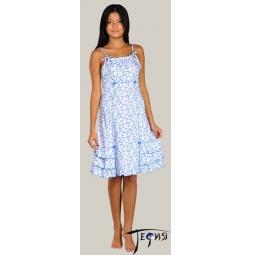 Купить Женская ночная сорочка из трикотажа 100% хб арт.  1-56