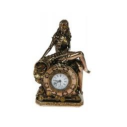 """Купить Настольные часы """"Богиня счастья и удачи"""""""