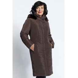 """Купить Пальто """"Уолли"""" - темно-коричневый"""