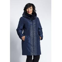 """Купить Пальто """"Стелла"""" - синий"""