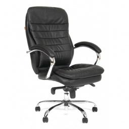 Купить Кресло для руководителя 'Chairman' Chairman 795 черный/хром, черный