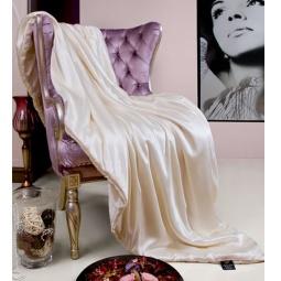 Купить Одеяло Шелк в шелке Handmade всесезонное - облегченное 1600 гр  220х240 см 14027  On Silk