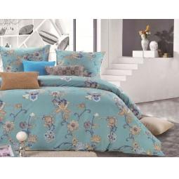 фото Постельное белье Сатин 1,5 спальный С183-1 Valtery