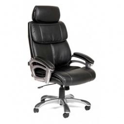 Купить Кресло для руководителя 'Chairman' Chairman 433 черный/серый, черный
