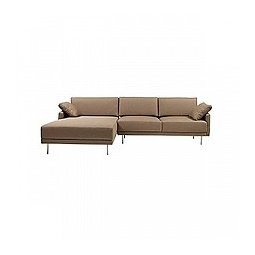 Купить Диван 'DG-Home' Camber Sofa Sectional Left Grey-Brown DG-F-SF339