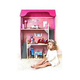 Купить Кукольный домик для Барби ВДОХНОВЕНИЕ