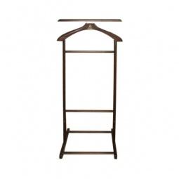 Купить Вешалка для костюма 'Мебелик' В 21Н средне-коричневая