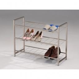 Купить Стеллаж для обуви 'Петроторг' А1245 хром