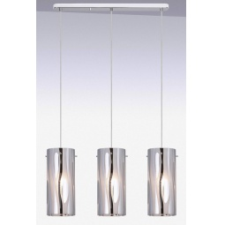 фото Подвесной светильник Eurosvet 1575 1575/3 хром Eurosvet