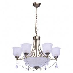 Купить Подвесная люстра MW-Light Афродита 4 317013408 MW-Light
