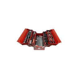 Купить Набор инструментов PARTNER PA-1077, 77пр. 1/4 3/8 (6-гран.) (5-22мм)
