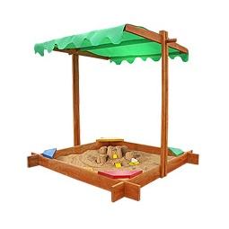 Купить Песочница-21 деревянная SAHARA