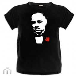 Купить Детская футболка «Крестный отец»