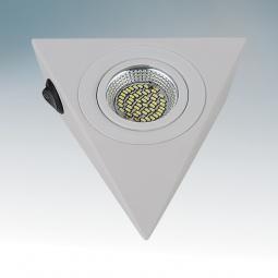 фото Встраиваемый светильник Lightstar Mobiled Ango 003340 Lightstar