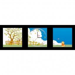 Купить Часы-постер 1*AА батарея (в комплект не входит), NL3