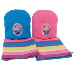 Купить Зимний набор Принцессы (шарф+шапка)