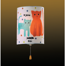 фото Настенный светильник Odeon Cats 2279/1W Odeon