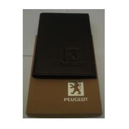 Купить Бумажник водителя Peugeot