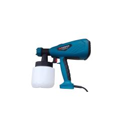 Купить Краскопульт ручной электрический Forsage electro SG100-640H (220В, 640Вт, бачок 0.8л, сопло 1.8/2.6мм, вязкость до 100din)