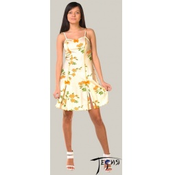 Купить Женская ночная сорочка из трикотажа 100% хб арт.  1-42