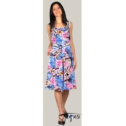 Купить Платье из трикотажа 100% хб  арт.  6-03