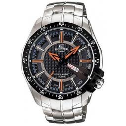 Купить Мужские японские спортивные наручные часы Casio EF-130D-1A5