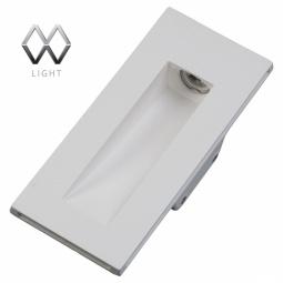 фото Встраиваемый светильник MW-Light Барут 499021001 MW-Light