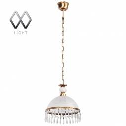 фото Подвесной светильник MW-Light Ангел 295015201 MW-Light