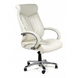 Купить Кресло для руководителя 'Chairman' Chairman 420 белый/хром, черный