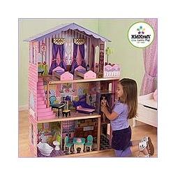 Купить Кукольный домик для Барби ОСОБНЯК МЕЧТЫ