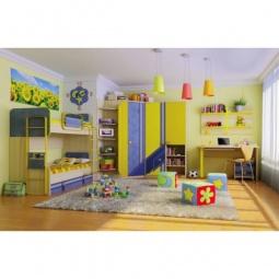 Купить Гарнитур для детской 'Любимый Дом' Джинс