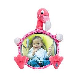 Купить Безопасное детское зеркальце в автомобиль ФЛАМИНГО
