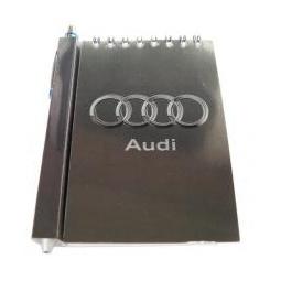 Купить Автомобильный блокнот с магнитом Audi