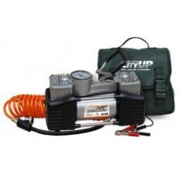 Купить Компрессор автомобильный AC-620 Double Power большой мощности, духцилиндровый
