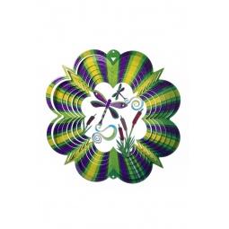 Купить 3D ветряной спиннер Стрекоза 25см