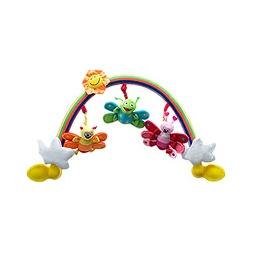 Купить Дуга-арка для прогулочкой коляски БАБОЧКИ