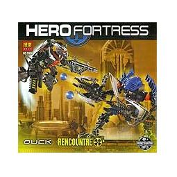 Купить Робот-конструктор RENCOUNTRE, 89 деталей